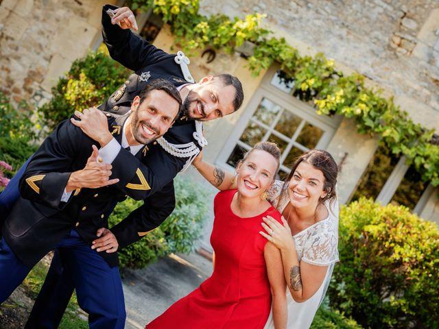 Le mariage de Jeremy et Marine à Argentan, Orne 10