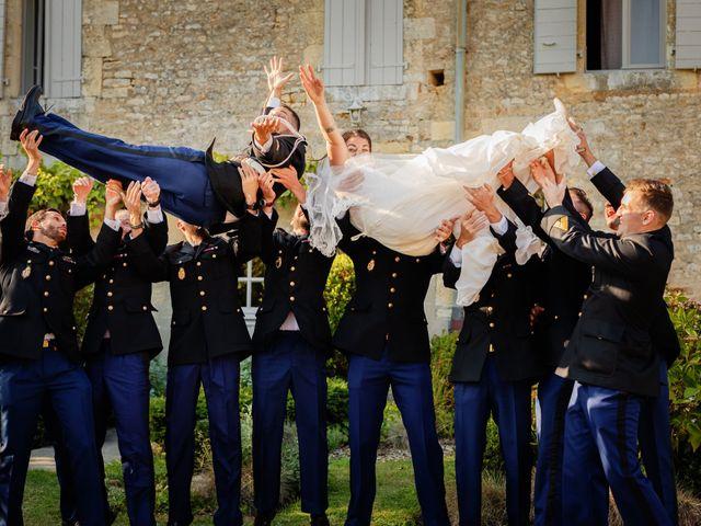 Le mariage de Jeremy et Marine à Argentan, Orne 11