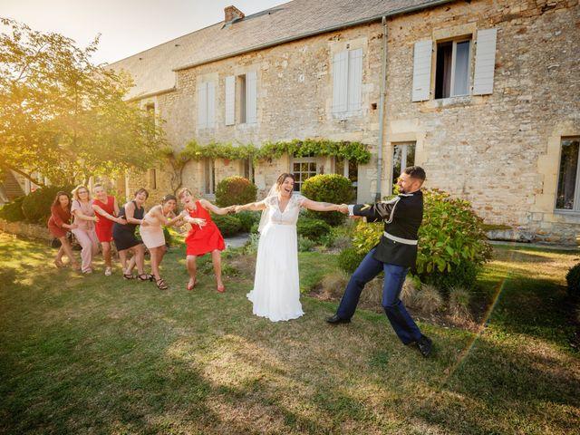 Le mariage de Jeremy et Marine à Argentan, Orne 13