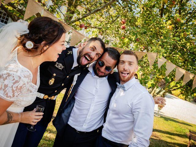 Le mariage de Jeremy et Marine à Argentan, Orne 14