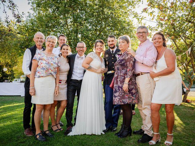 Le mariage de Jeremy et Marine à Argentan, Orne 16