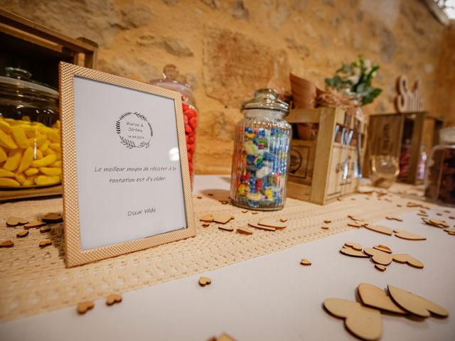 Le mariage de Jeremy et Marine à Argentan, Orne 17