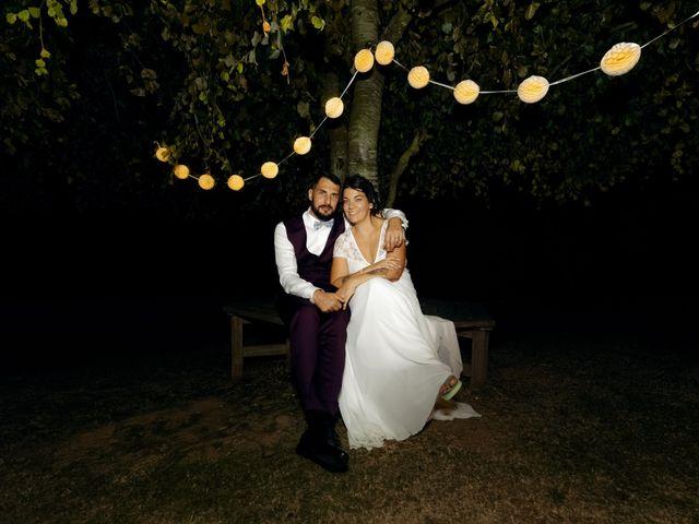 Le mariage de Marine et Jeremy