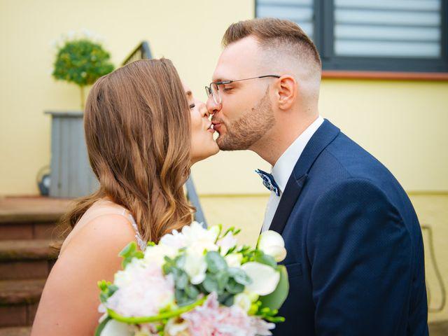 Le mariage de Benoit et Marianna à Woustviller, Moselle 7