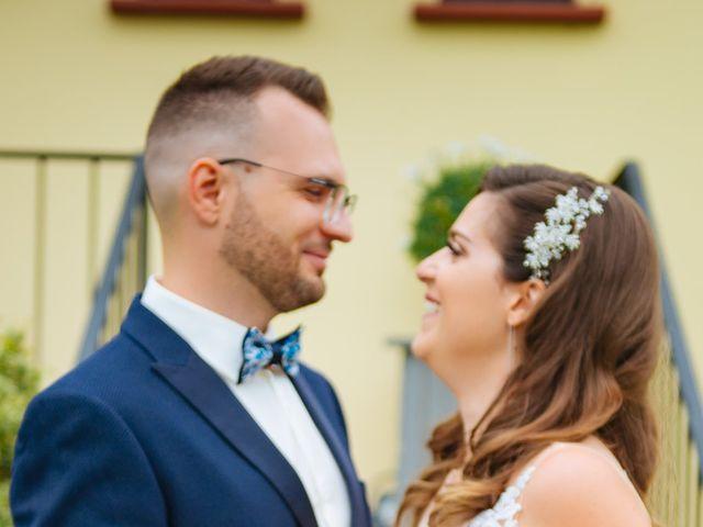 Le mariage de Benoit et Marianna à Woustviller, Moselle 1