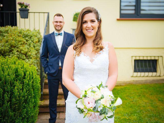 Le mariage de Benoit et Marianna à Woustviller, Moselle 8