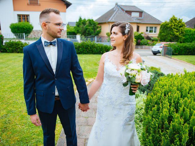 Le mariage de Benoit et Marianna à Woustviller, Moselle 9