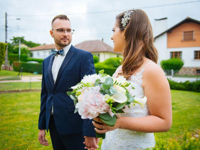 Le mariage de Benoit et Marianna à Woustviller, Moselle 11