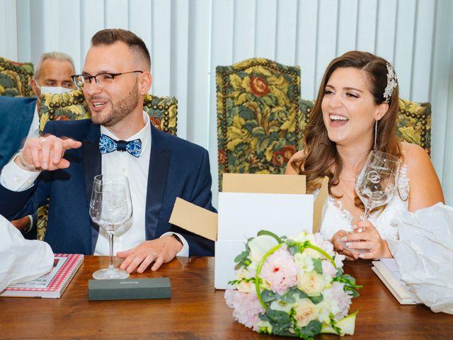 Le mariage de Benoit et Marianna à Woustviller, Moselle 21