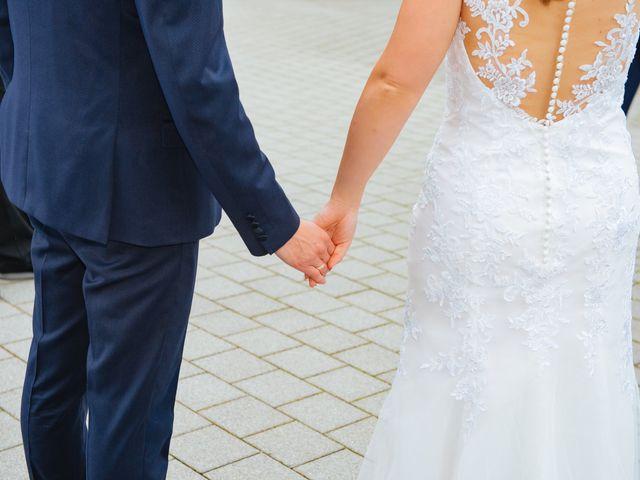 Le mariage de Benoit et Marianna à Woustviller, Moselle 23