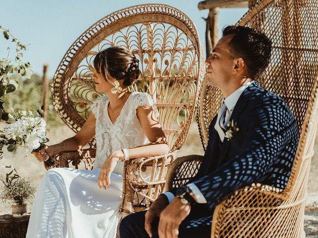 Le mariage de Marine et Matias