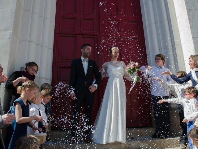Le mariage de Pierre et Anne à Nantes, Loire Atlantique 1