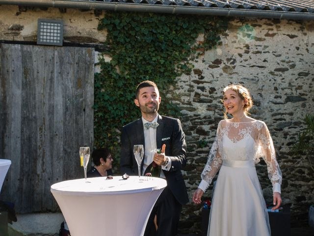 Le mariage de Pierre et Anne à Nantes, Loire Atlantique 47