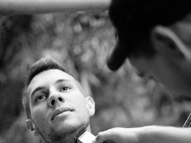 Le mariage de Julien et Floriane à La Garde, Var 5