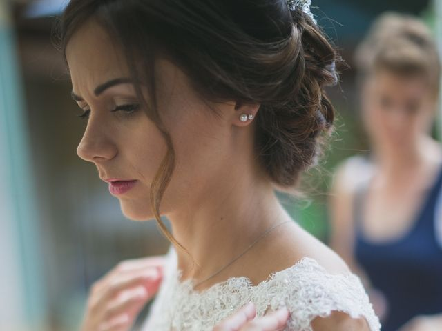 Le mariage de Julien et Floriane à La Garde, Var 10