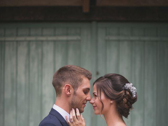 Le mariage de Julien et Floriane à La Garde, Var 14
