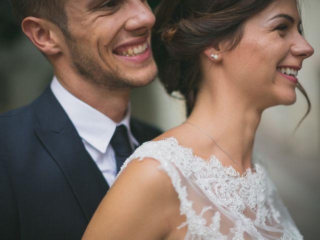 Le mariage de Julien et Floriane à La Garde, Var 15