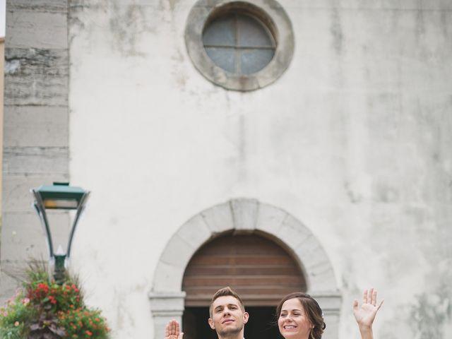 Le mariage de Julien et Floriane à La Garde, Var 22