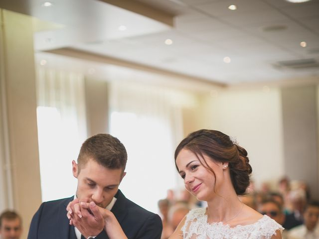 Le mariage de Julien et Floriane à La Garde, Var 23