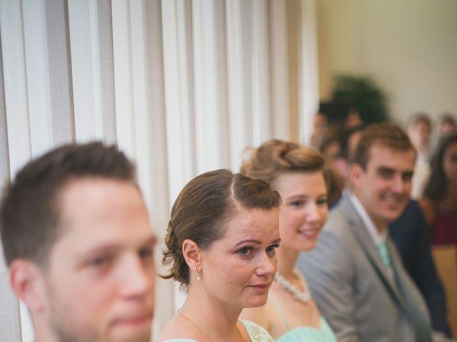 Le mariage de Julien et Floriane à La Garde, Var 25