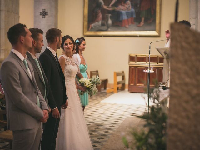 Le mariage de Julien et Floriane à La Garde, Var 26