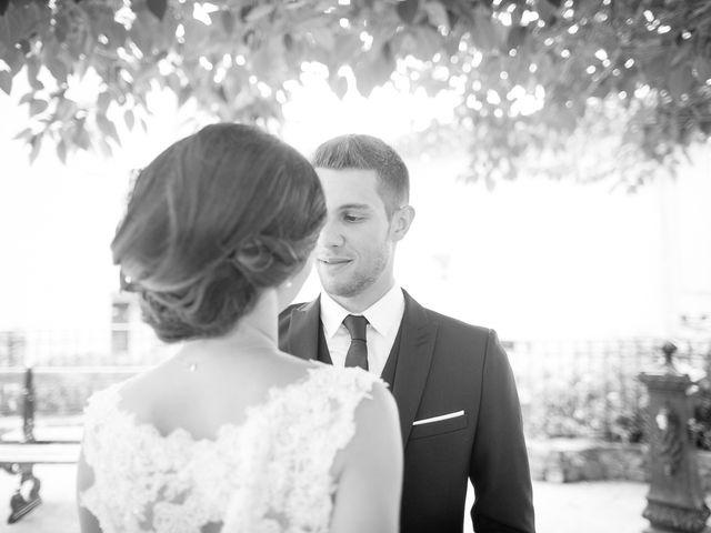 Le mariage de Julien et Floriane à La Garde, Var 13
