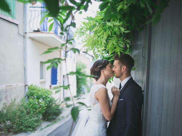 Le mariage de Julien et Floriane à La Garde, Var 17