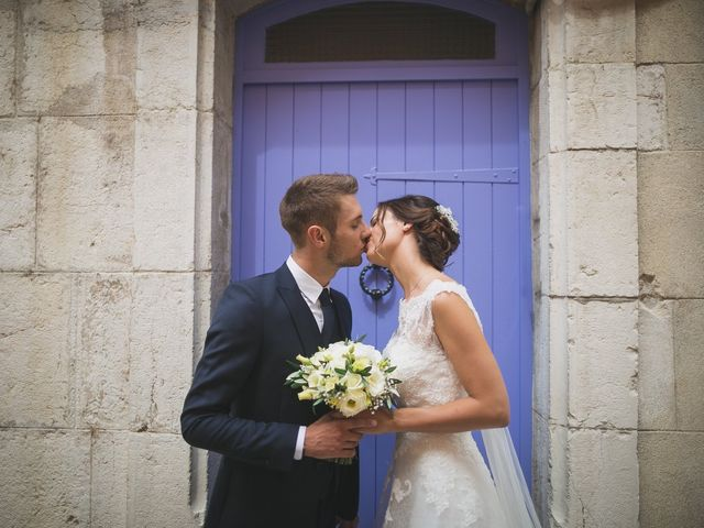 Le mariage de Julien et Floriane à La Garde, Var 20
