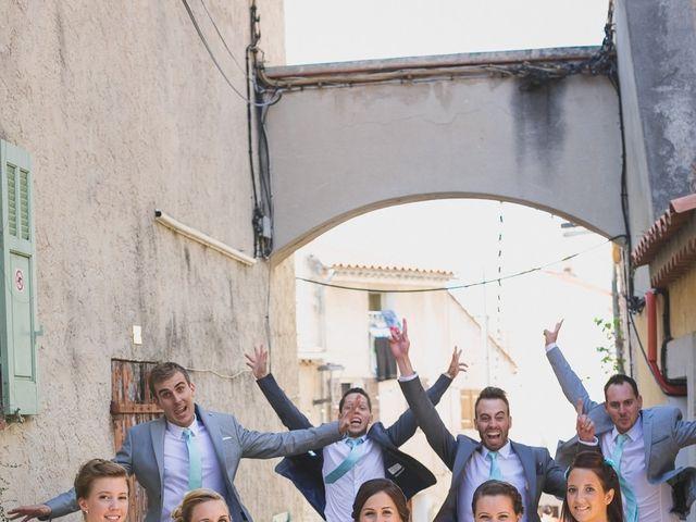Le mariage de Julien et Floriane à La Garde, Var 29
