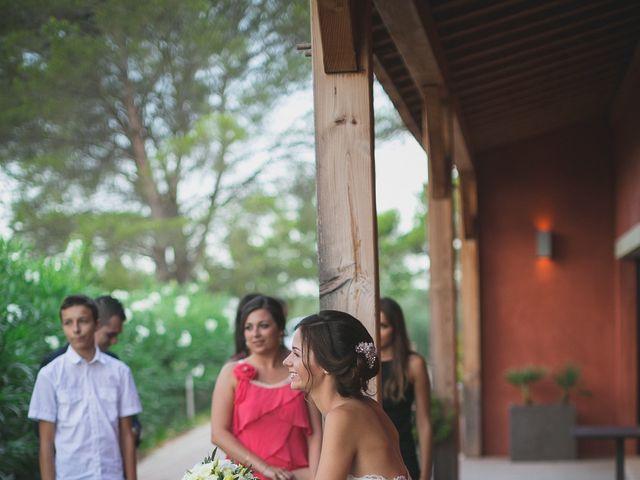 Le mariage de Julien et Floriane à La Garde, Var 35