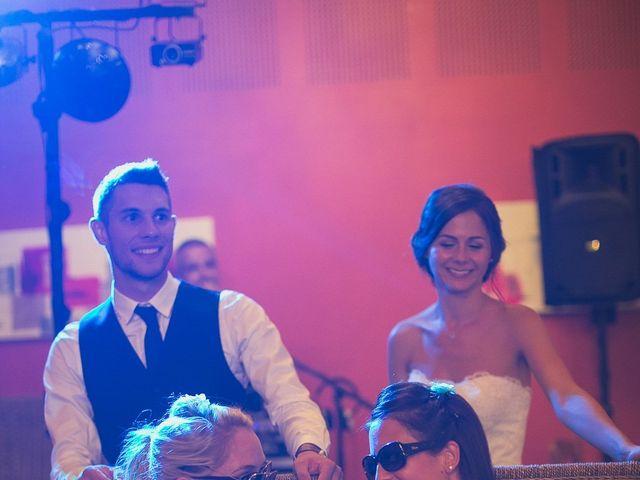 Le mariage de Julien et Floriane à La Garde, Var 42