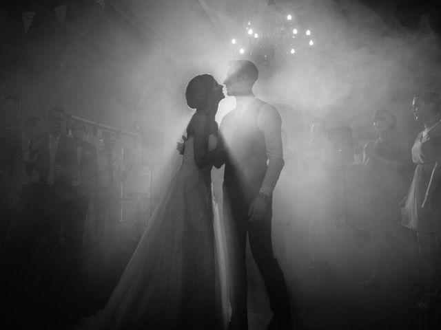 Le mariage de Floriane et Julien