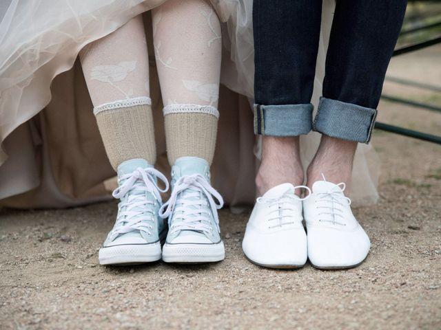 Le mariage de Mathias et Caroline à Limoges, Haute-Vienne 1