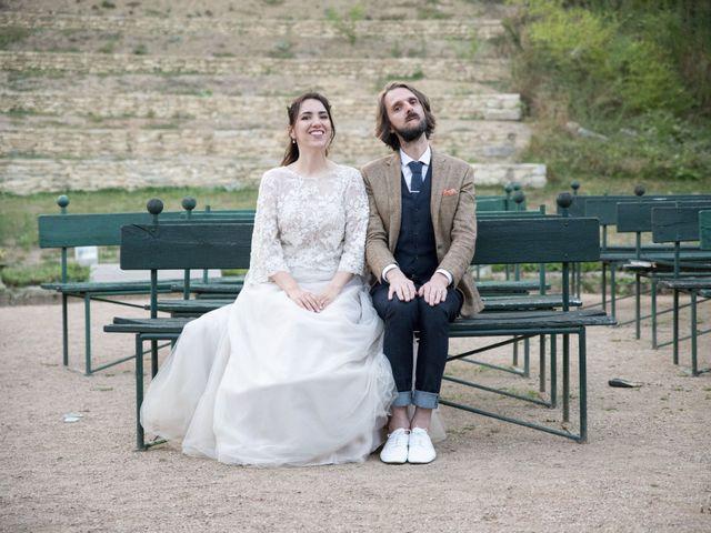 Le mariage de Mathias et Caroline à Limoges, Haute-Vienne 2
