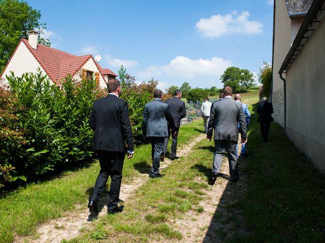 Le mariage de Pierre et Anne Laura à Hanches, Eure-et-Loir 6