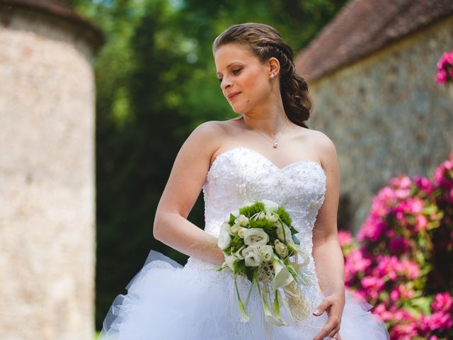Le mariage de Pierre et Anne Laura à Hanches, Eure-et-Loir 2