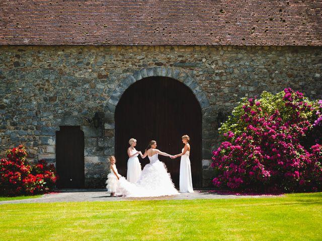 Le mariage de Pierre et Anne Laura à Hanches, Eure-et-Loir 14