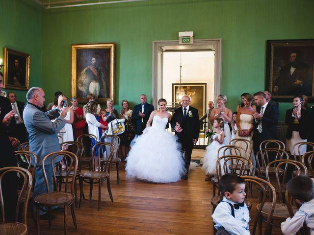 Le mariage de Pierre et Anne Laura à Hanches, Eure-et-Loir 16