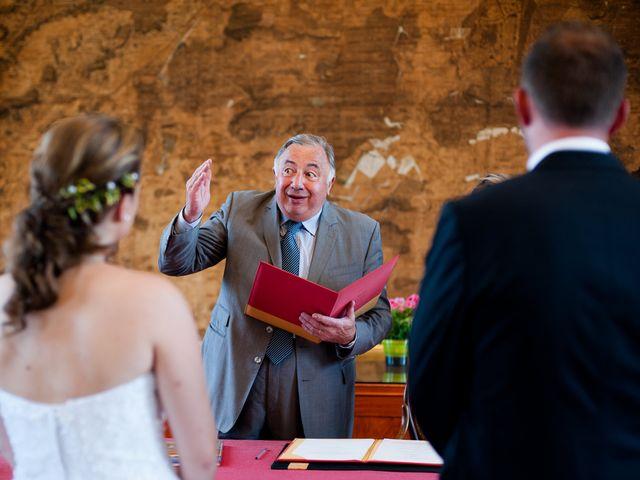 Le mariage de Pierre et Anne Laura à Hanches, Eure-et-Loir 20