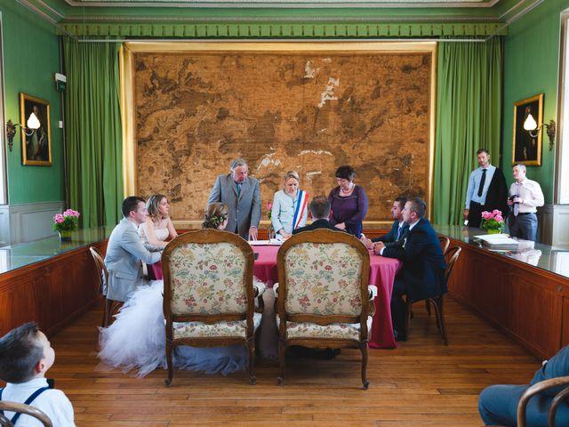Le mariage de Pierre et Anne Laura à Hanches, Eure-et-Loir 21