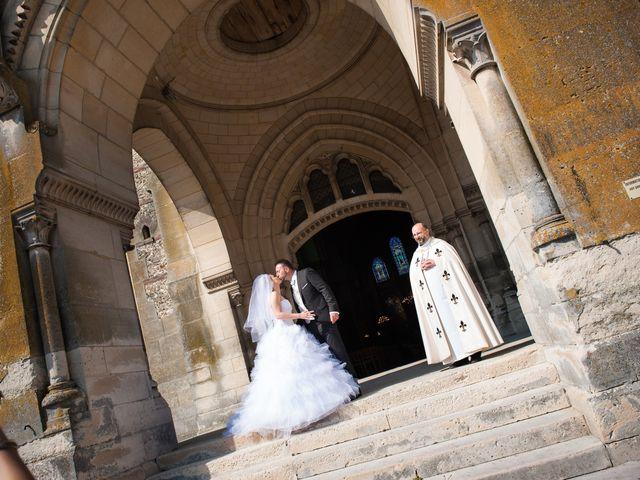 Le mariage de Pierre et Anne Laura à Hanches, Eure-et-Loir 33