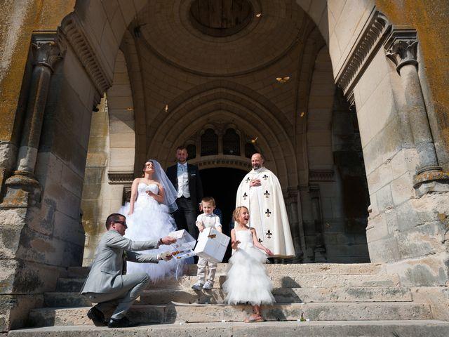 Le mariage de Pierre et Anne Laura à Hanches, Eure-et-Loir 35