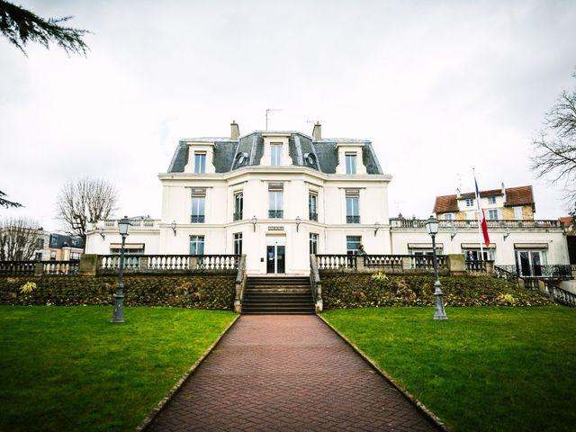 Le mariage de Amélie et Blandine à Chaville, Hauts-de-Seine 1