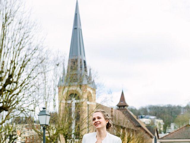 Le mariage de Amélie et Blandine à Chaville, Hauts-de-Seine 4