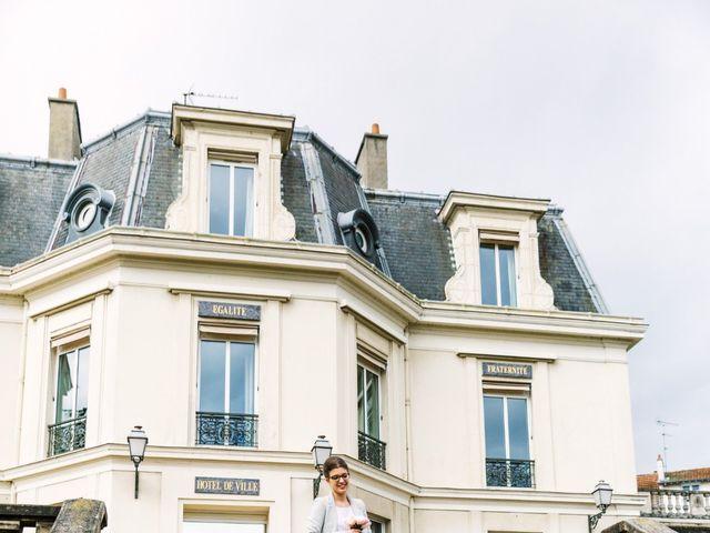 Le mariage de Amélie et Blandine à Chaville, Hauts-de-Seine 5