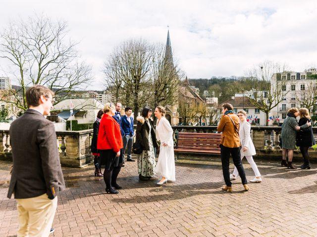 Le mariage de Amélie et Blandine à Chaville, Hauts-de-Seine 2