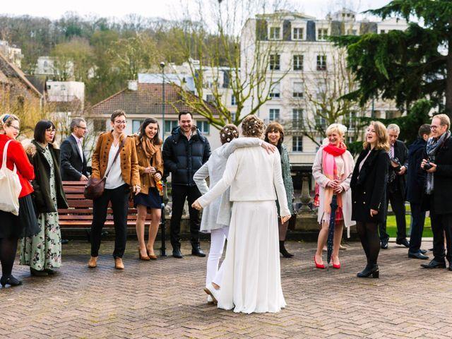 Le mariage de Amélie et Blandine à Chaville, Hauts-de-Seine 6