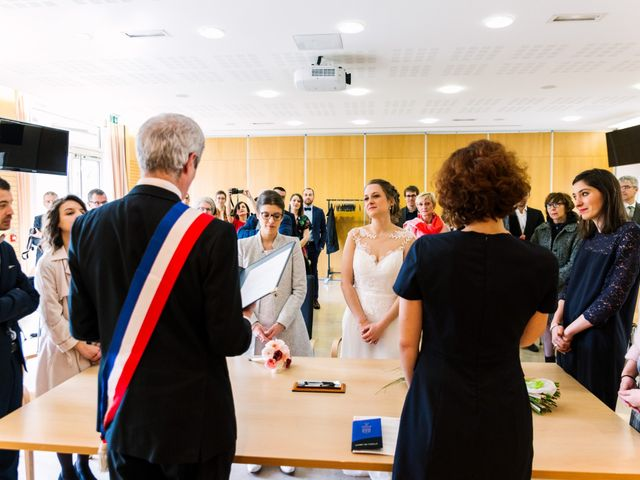 Le mariage de Amélie et Blandine à Chaville, Hauts-de-Seine 8