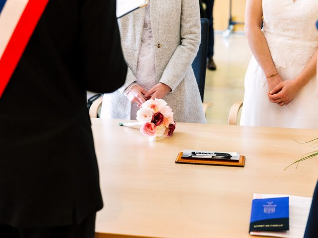 Le mariage de Amélie et Blandine à Chaville, Hauts-de-Seine 9