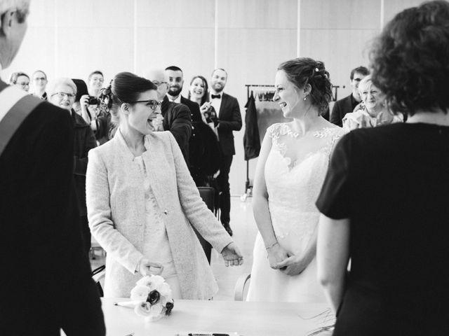 Le mariage de Amélie et Blandine à Chaville, Hauts-de-Seine 10